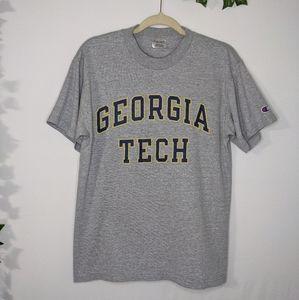 Champion Georgia Tech University T-shirt